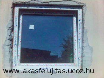 Műanyag ablak csepel